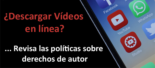 descargar videos en linea